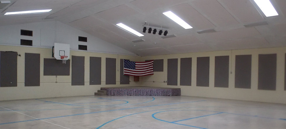Brasstown Community Center Gym - Brasstown, NC