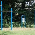 Brasstown Community Center Fitness Trail - Brasstown, NC