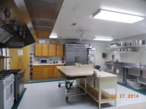 Brasstown Community Center Commercial Kitchen Rental
