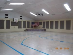 Brasstown Community Center Large Hall/Gymnasium Rental